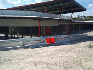 Warrigal Square Shopping Centre Entry