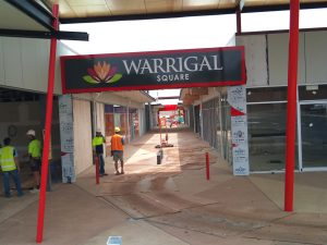 Warrigal Square Shopping Centre Mall