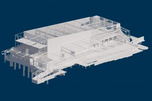 Centenary Heights Performing Arts Centre Render